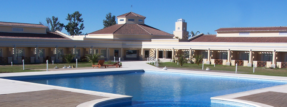 Casino & Resort Hotel Melincué - Provincia de Santa Fe